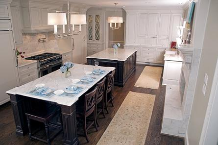 Polished Nickel Finishes Kitchen Design Concepts