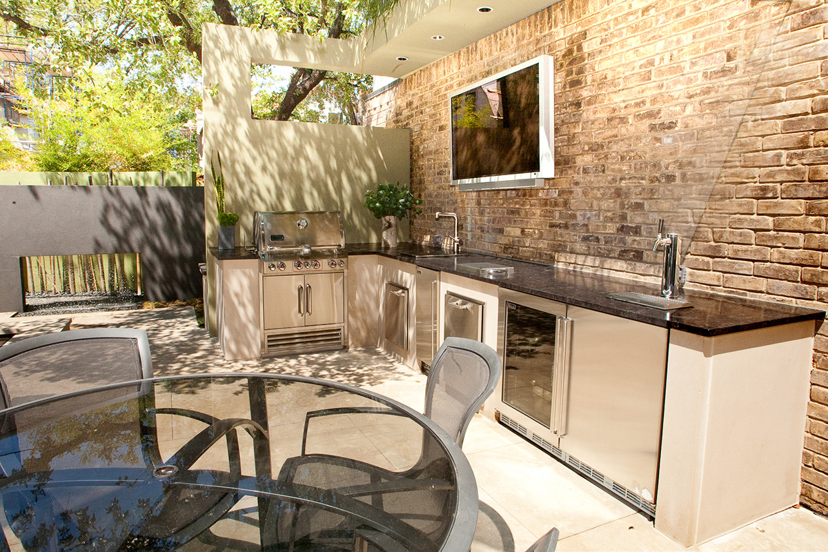 Outdoor Living Utility Spaces Kitchen Design Concepts
