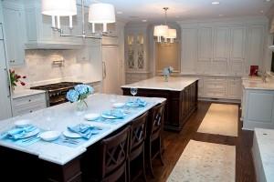 Traditional kitchens kitchen design concepts for Kitchen design 75214
