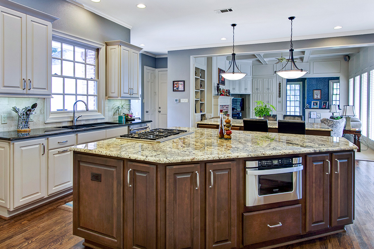 Transitional Kitchens Kitchen Remodeling By Kitchen Design Concepts Dallas Texas