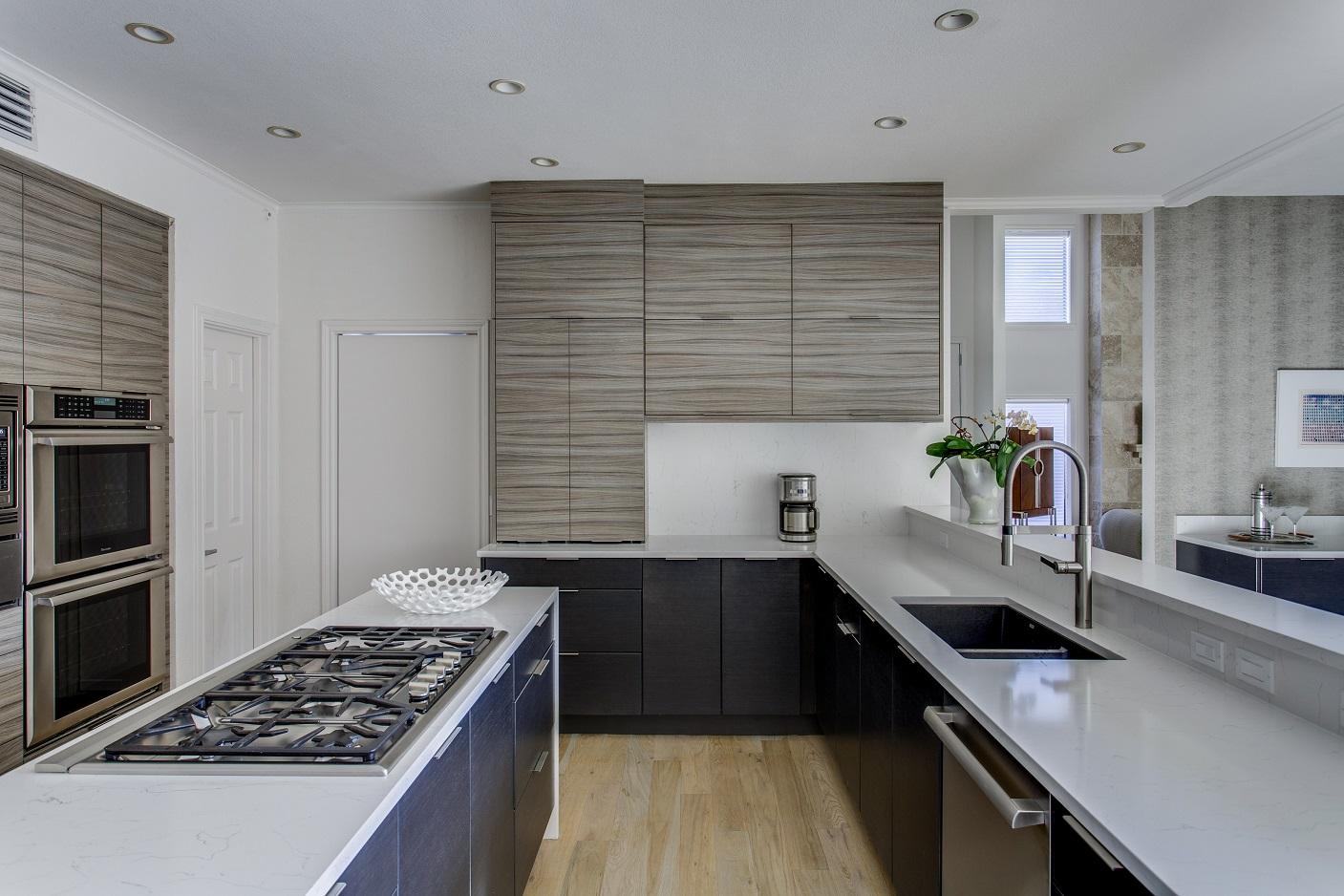 A Focus on Quartz Countertops: Caesarstone style | Kitchen Design ...