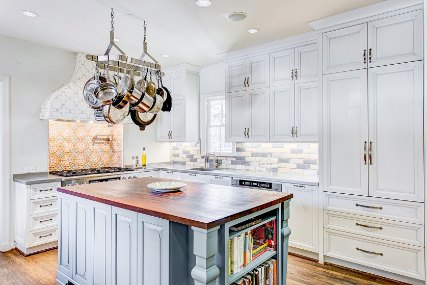 Kitchens Wearing White After Memorial Day Kitchen Design Concepts