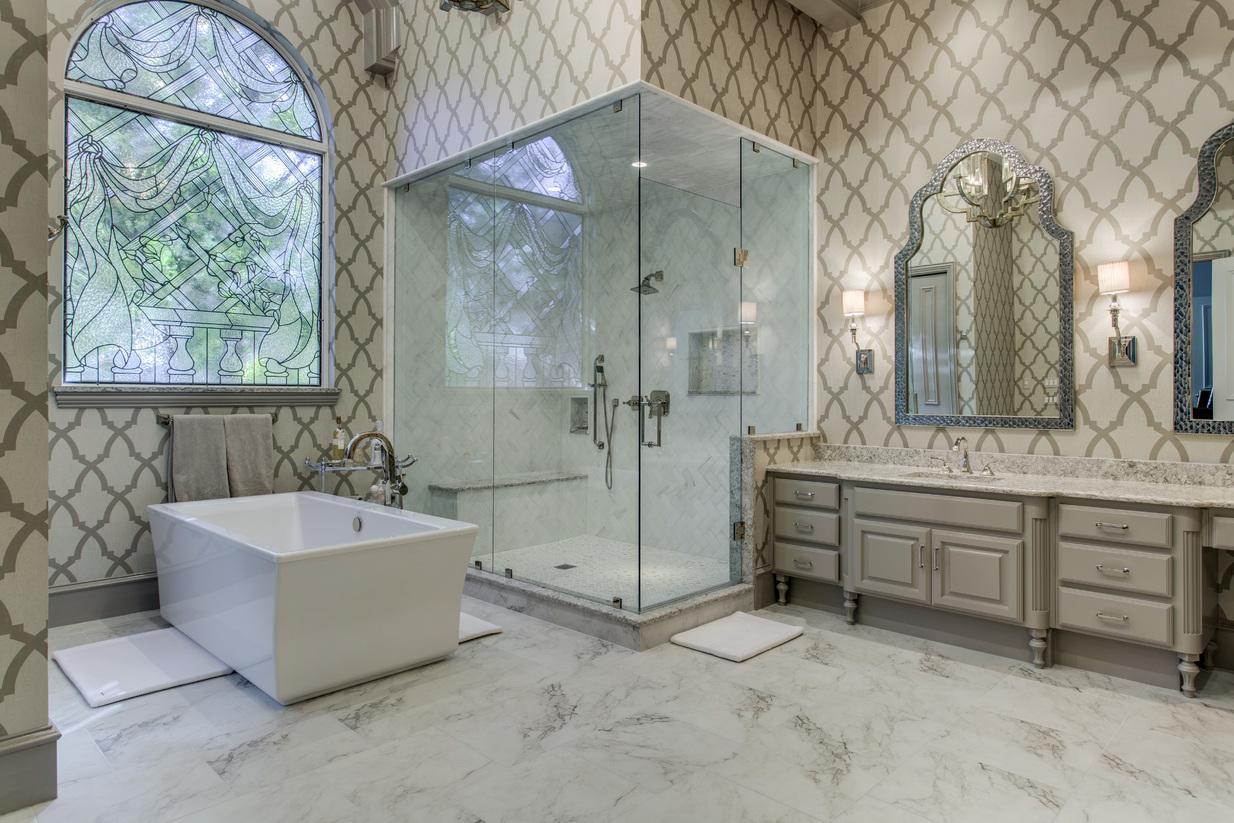 12 Bathrooms To Give You Major Design Inspiration K D C