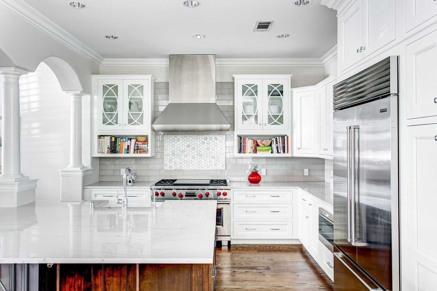 Image of: The In S And Out S Of Inset Cabinets Kitchen Design Concepts