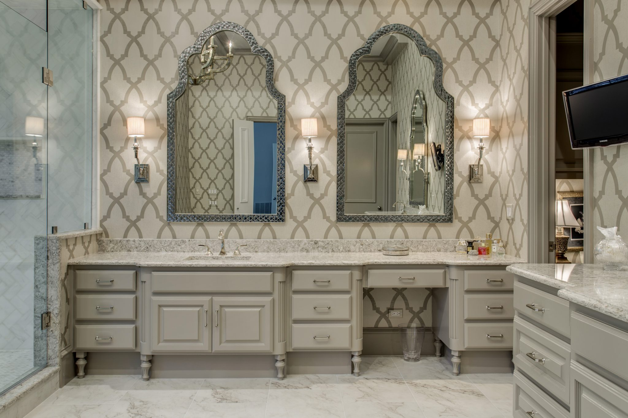 Ways To Dress Up A Bathroom Kitchen Design Concepts