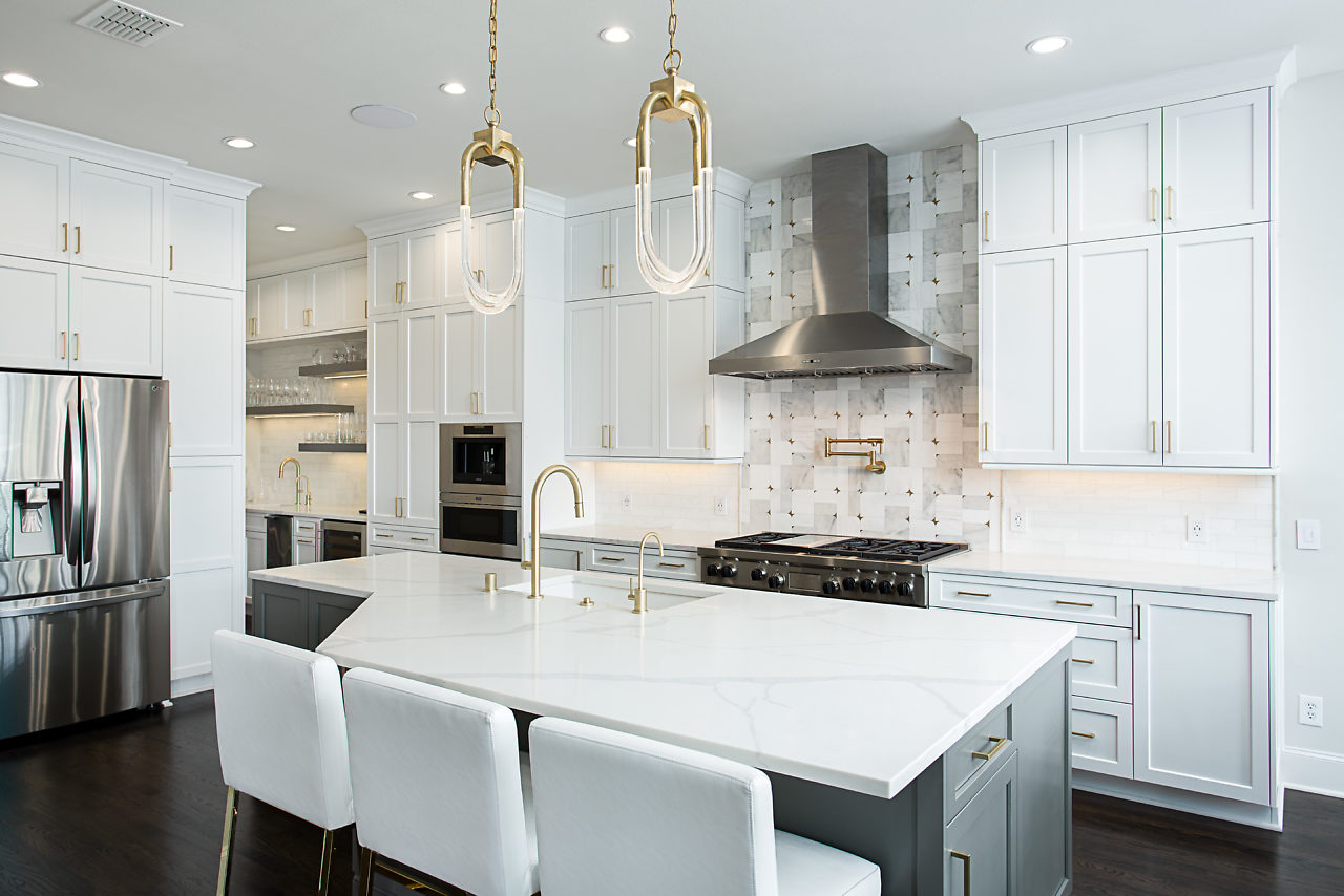 First Friday Feature: An Updated and Modern Kitchen ...
