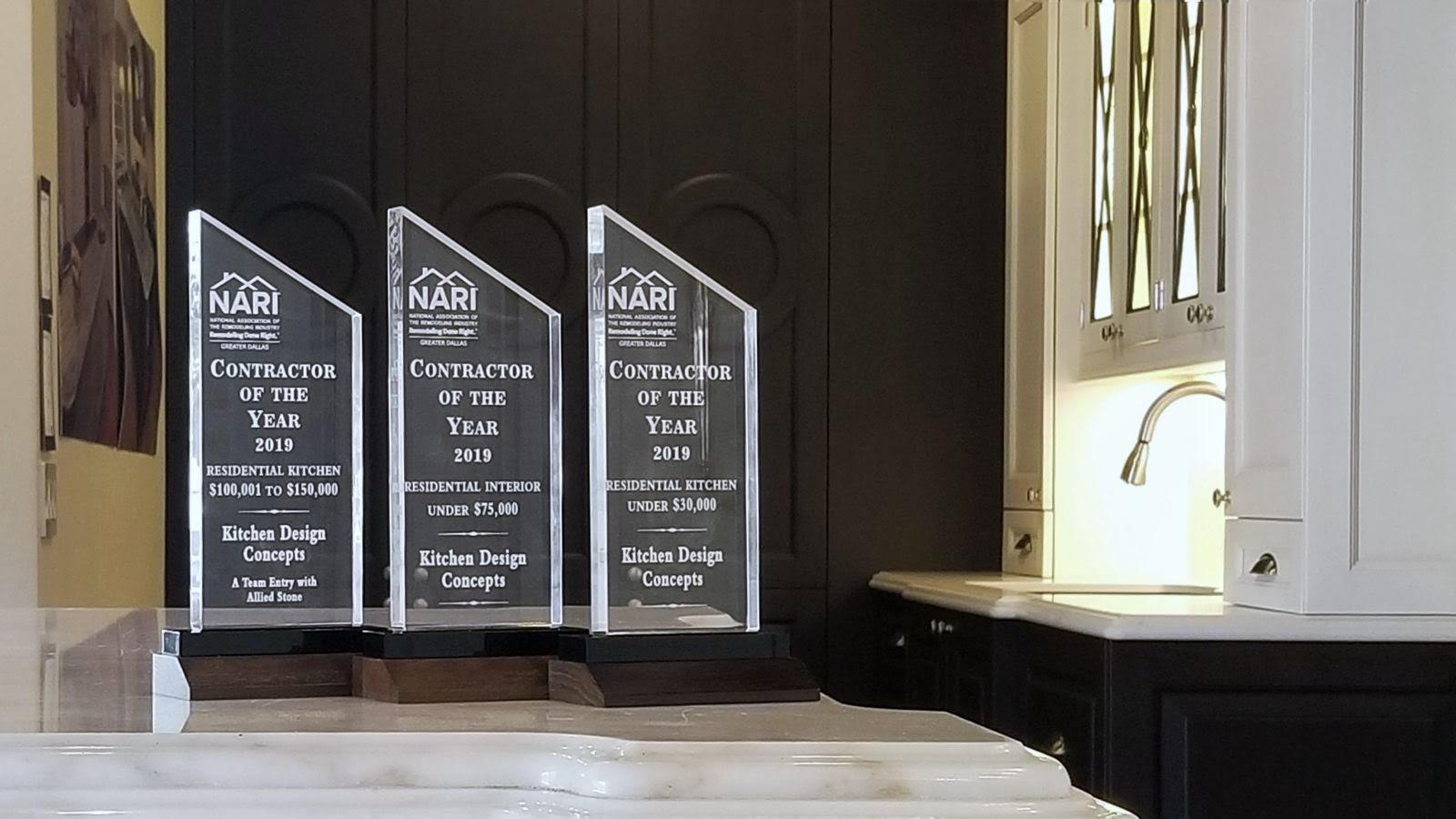 Nari Coty Awards Success Kitchen Design Concepts