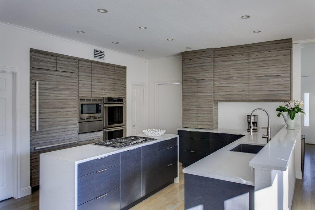 First Friday Feature A Sleek And Modern Kitchen Kitchen Design
