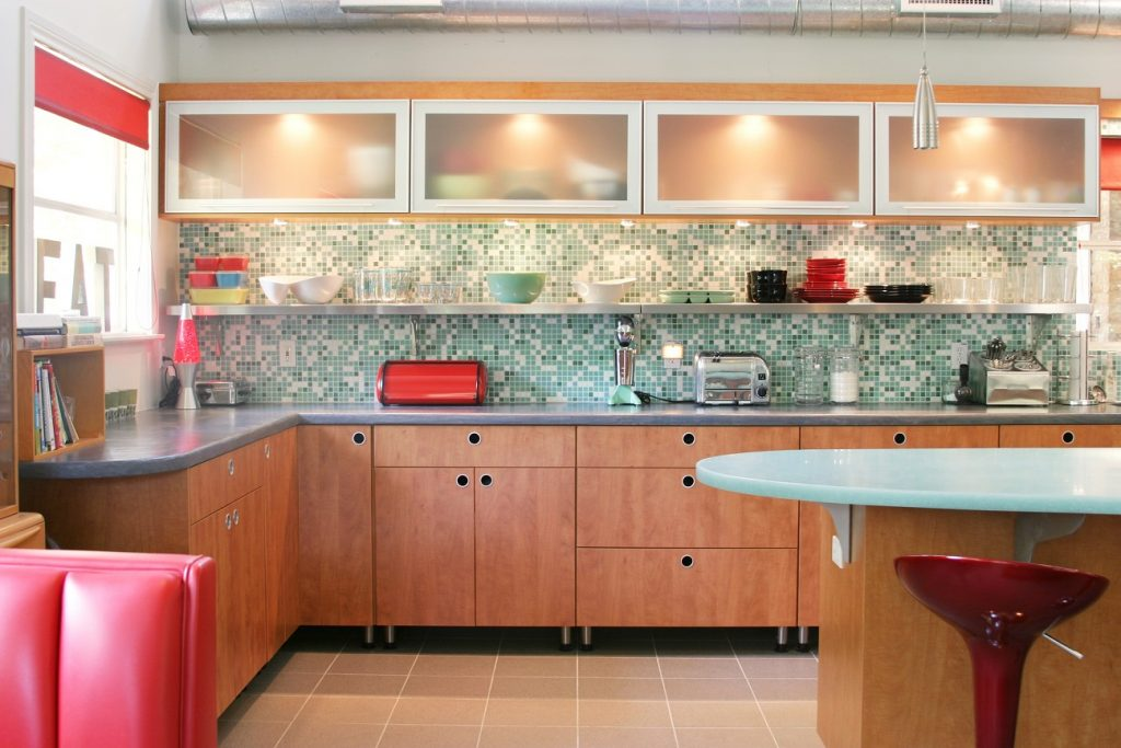 What Kitchen Style Are You Kitchen Design Concepts - Retro-kitchen-design-you-never-seen-before
