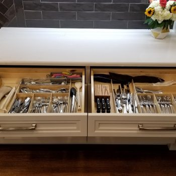 utilize your drawers kitchen design