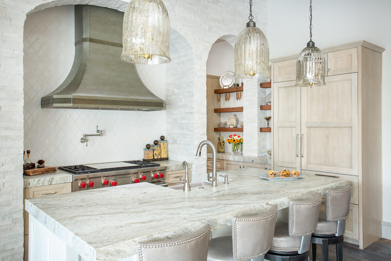 first friday feature - french chateau kitchen (1)