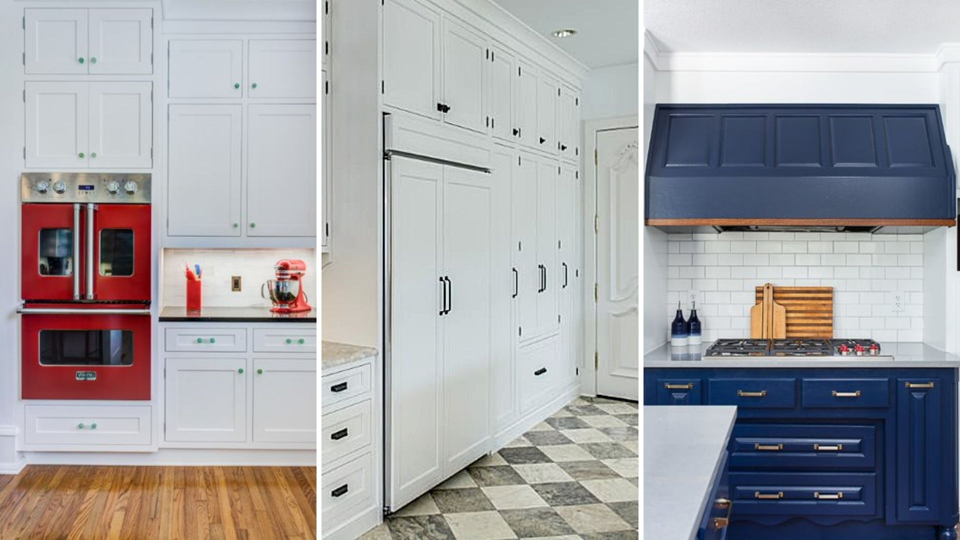 Patriotic Kitchen Appliances | Kitchen Design Concepts