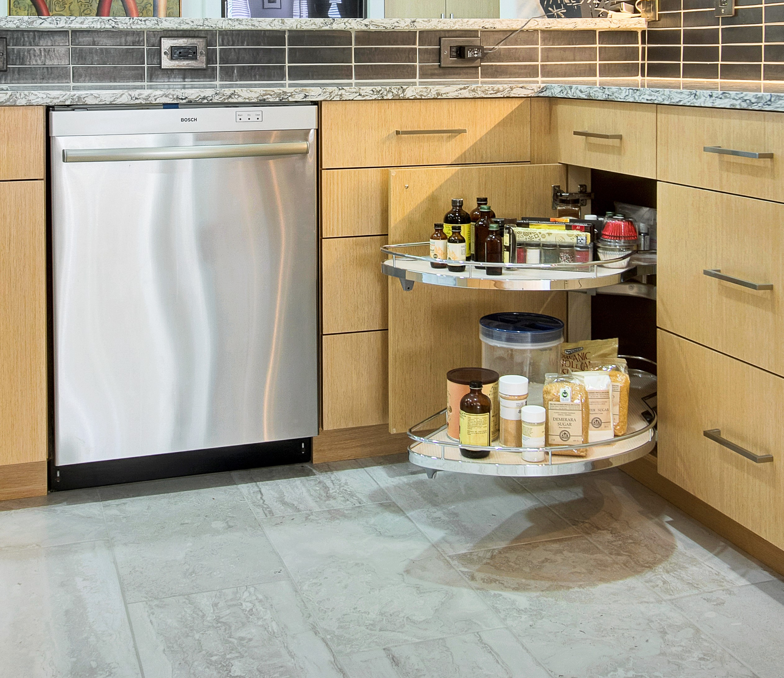 Corner Cabinet Options | Kitchen Design Concepts