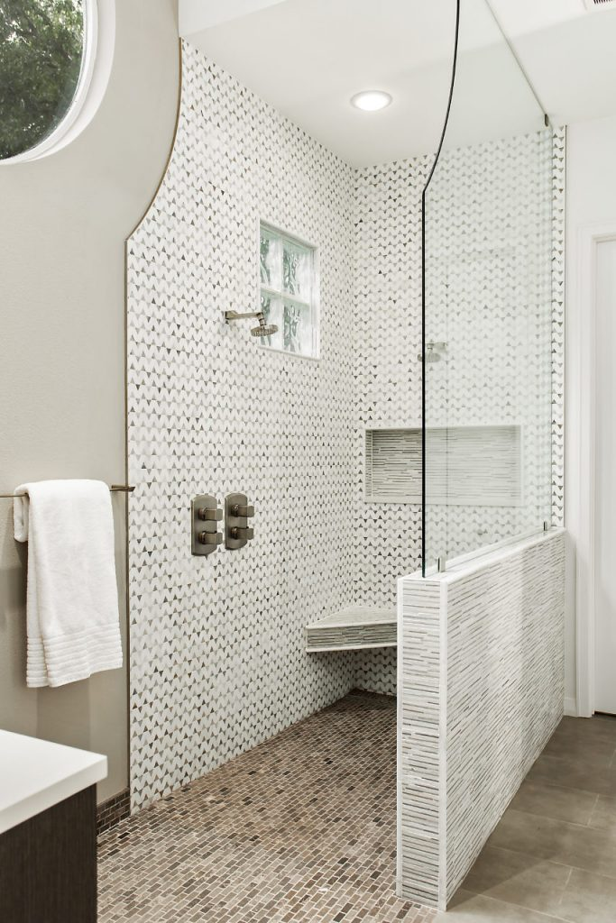 First Friday Feature A Modern Come Back Master Bath Kitchen Design Concepts