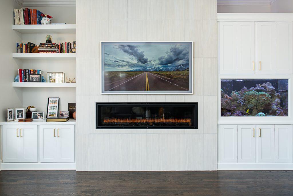 fireplace floating shelves 1024x683
