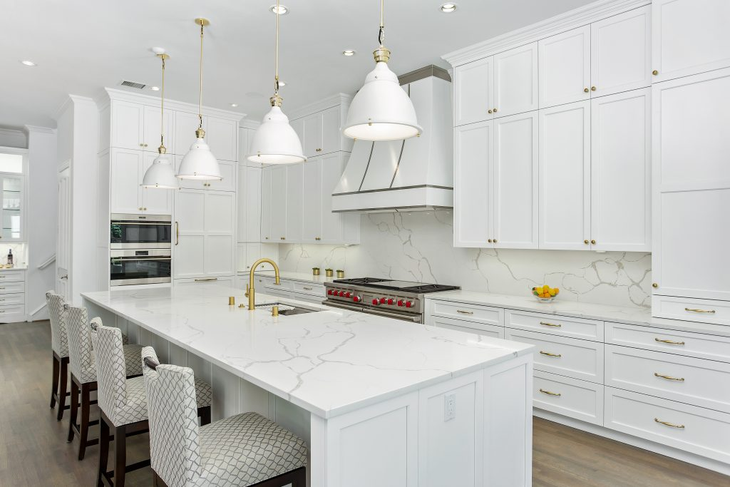 all white kitchen custom cabinetry, dallas, kitchen design concepts