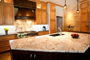 traditional-kitchen-design-layout-large-kitchen-island