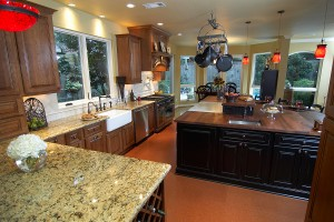 traditional-black-kitchen-cabinets-coppell-kitchen-remodel