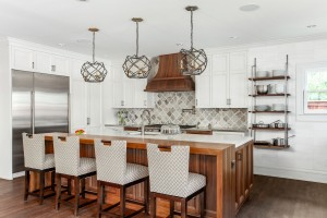 traditional lakewood kitchen white walnut