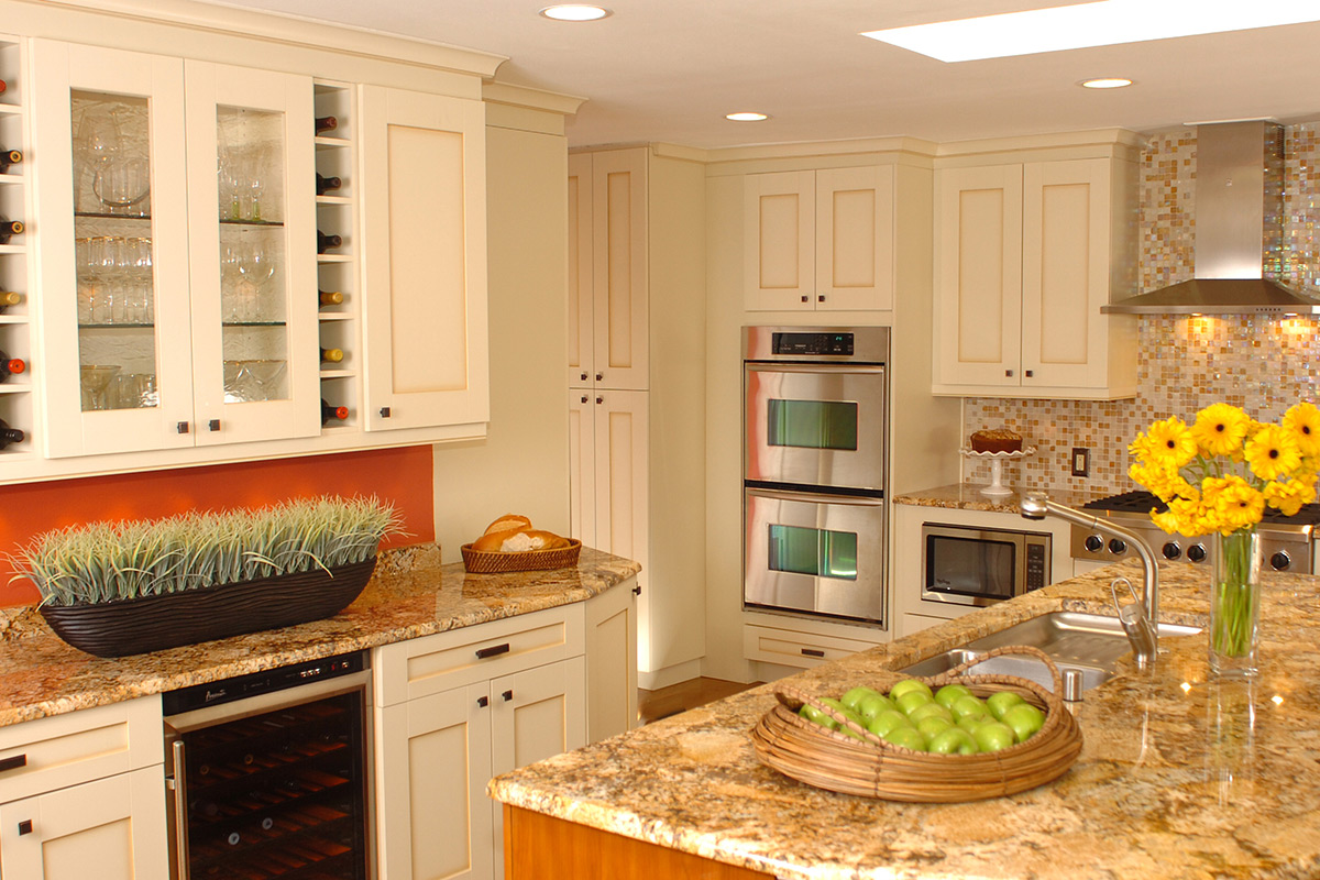 Transitional kitchens kitchen design concepts for Kitchen design concepts